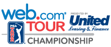 Web.com Tour Championship Presented by United Leasing & Finance